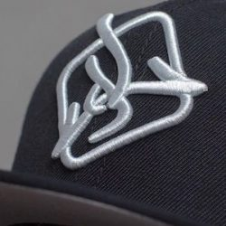 3D raised Hat custom wholesale embroidery
