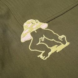 custom wholesale over the seam embroidery