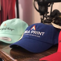 custom embroidered headwear la
