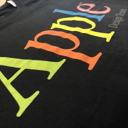Waterbased Discharge Shirt Printing