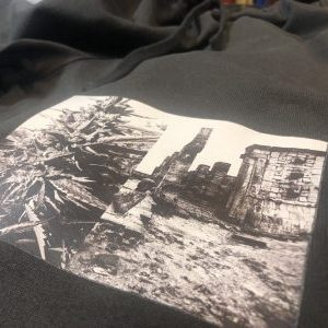 photo real waterbased screen print transfers